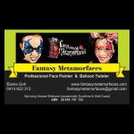Fantasy Metamorfaces