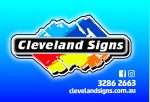 cleveland signs
