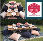 DIY Picnic Set $60 for up to 8 people.